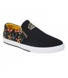 Vostro Craze Black Men Casual Shoes - VCS1049-40